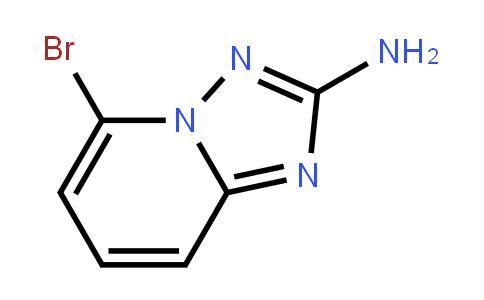 AM11887 | 1010120-55-4 | 5-BroMo-[1,2,4]triazolo[1,5-a]pyridin-2-ylaMine