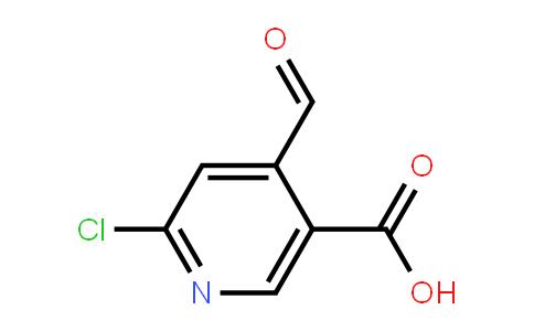AM11878 | 1031433-06-3 | 6-Chloro-4-formylnicotinic acid