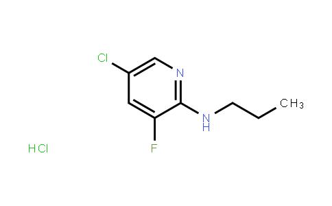 AM11845 | 1073372-11-8 | 5-Chloro-3-fluoro-2-(N-propylamino)pyridine hydrochloride