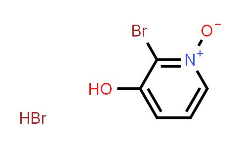 AM12233 | 1188265-57-7 | 2-Bromo-3-hydroxypyridine-N-oxide hydrobromide