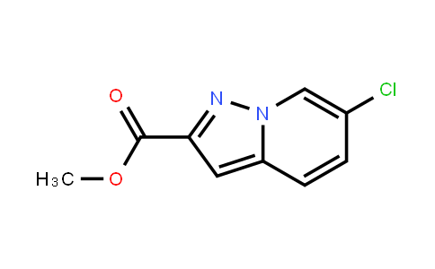 AM11809 | 1222709-26-3 | 6-Chloropyrazolo[1,5-a]pyridine-2-carboxylic acid methyl ester