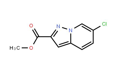 AM11809 | 1222709-26-3 | 6-Chloropyrazolo[1,5-a]pyridine-2-carboxylic acid methyl ester
