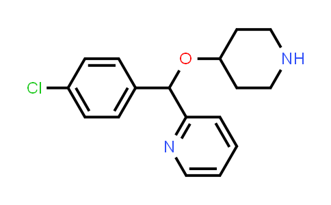 AM12164 | 122368-54-1 | 2-[(4-Chlorophenyl)(4-piperidinyloxy)methyl]pyridine