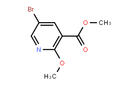 Methyl 5-Bromo-2-Methoxynicotinate