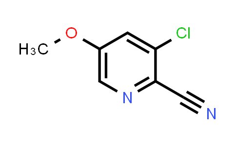 AM12204 | 208994-06-3 | 3-Chloro-5-methoxy-pyridine-2-carbonitrile