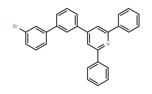 AM11928 | 2267999-94-8 | 4-(3'-bromo[1,1'-biphenyl]-3-yl)-2,6-diphenylpyridine