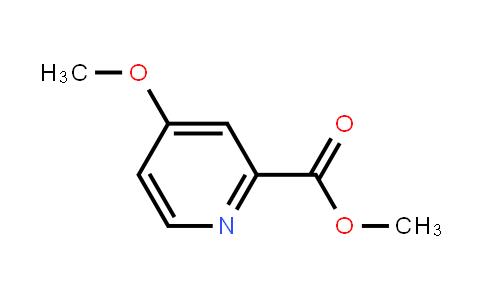 Methyl 4-Methoxypicolinate