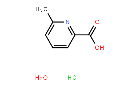 AM11767 | 307531-73-3 | 6-Methylpyridine-2-carboxylic acid, hydrochloride hydrate