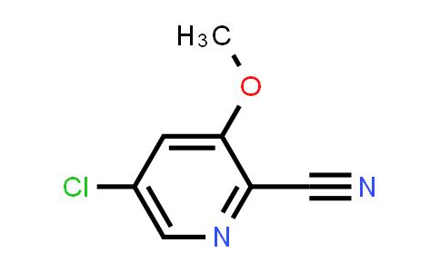 AM12202 | 372951-21-8 | 5-Chloro-3-methoxypicolinonitrile