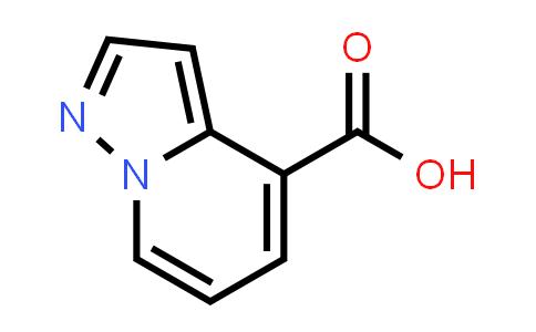AM12187 | 55899-41-7 | Pyrazolo[1,5-A]pyridine-4-carboxylic acid