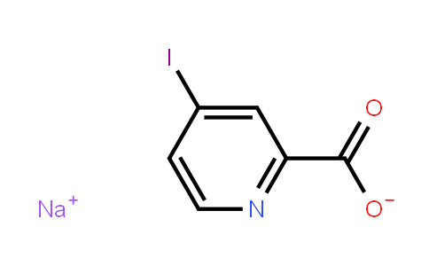 AM11849 | 618107-88-3 | 4-Iodo-pyridine-2-carboxylic acid, sodiuM salt