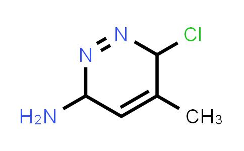 AM12184 | 66346-87-0 | 6-Chloro-5-methyl-3,6-dihydropyridazin-3-amine