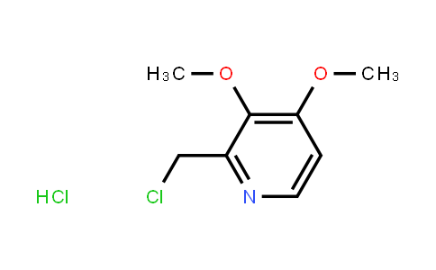 AM11876 | 72830-09-2 | 2-(Chloromethyl)-3,4-dimethoxypyridine Hydrochloride