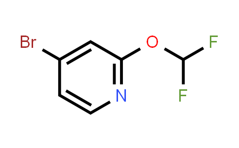 AM12174 | 832735-56-5 | 4-Bromo-2-(difluoromethoxy)pyridine