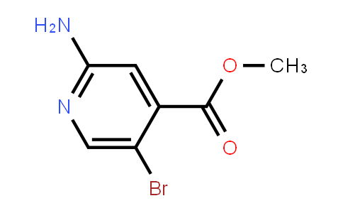 Methyl 2-Amino-5-Bromoisonicotinate