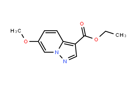 AM11816 | 885276-41-5 | Ethyl 6-methoxypyrazolo[1,5-a]pyridine-3-carboxylate
