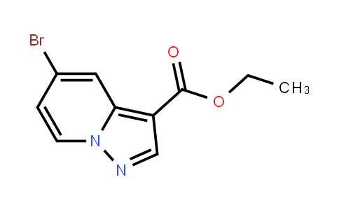 AM11815 | 885276-93-7 | Ethyl 5-bromopyrazolo[1,5-A]pyridine-3-carboxylate