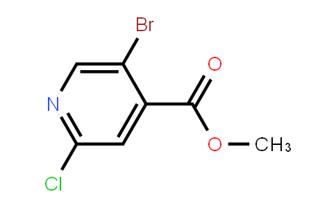 Methyl 5-Bromo-2-Chloropyridine-4-Carboxylate