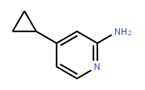 AM11880 | 908269-97-6 | 4-cyclopropylpyridin-2-aMine