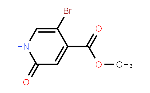 Methyl 5-Bromo-2-Oxo-1,2-Dihydropyridine-4-Carboxylate