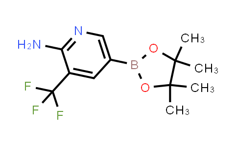 AM12162 | 947249-01-6 | 5-(4,4,5,5-tetramethyl-1,3,2-dioxaborolan-2-yl)- 3-(trifluoromethyl)pyridin-2-amine