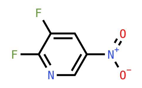 AM12249 | 954219-68-2 | 2,3-Difluoro-5-nitropyridine