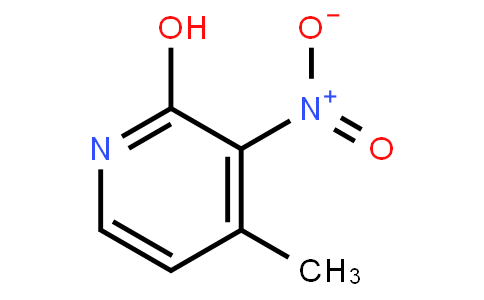 2-Hydroxy-4-methyl-3-nitropyridine