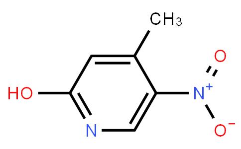 2-Hydroxy-5-nitro-4-picoline