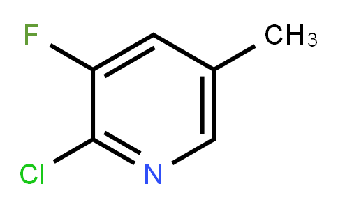 AM10059 | 34552-15-3 | 2-Chloro-3-fluoro-5-methylpyridine