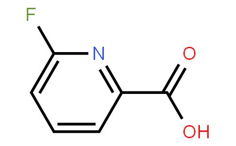 6-Fluoropyridine-2-carboxylic acid