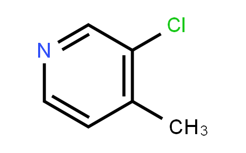 3-Chloro-4-methylpyridine
