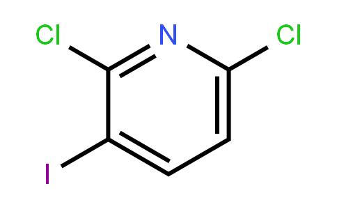 2,6-Dichloro-3-iodopyridine