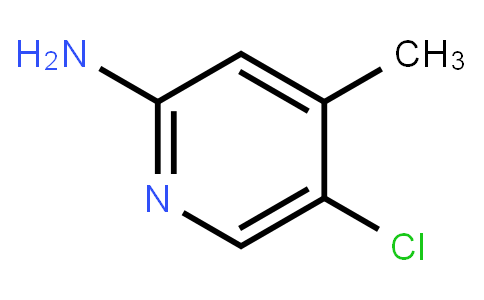 2-Amino-5-chloro-4-picoline
