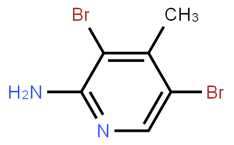 AM10140 | 3430-29-3 | 2-Amino-3,5-dibromo-4-methylpyridine