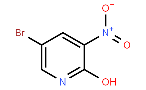 5-Bromo-2-hydroxy-3-nitropyridine