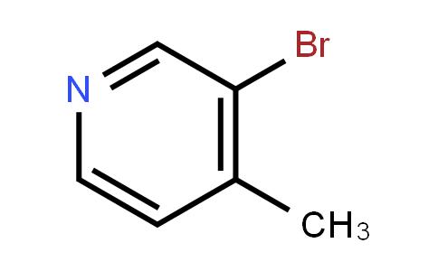 3-Bromo-4-methylpyridine
