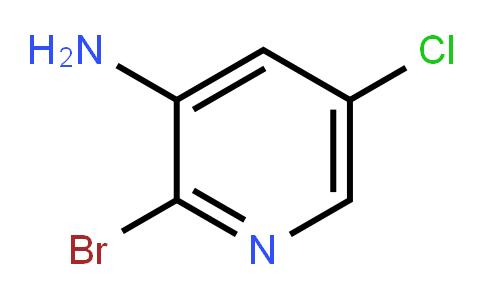 2-Bromo-3-amino-5-chloropyridine