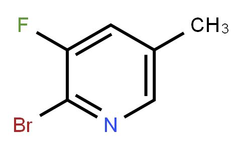 AM10214 | 34552-16-4 | 2-Bromo-3-fluoro-5-methylpyridine