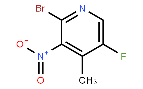 AM10216 | 917918-84-4 | 2-Bromo-5-fluoro-4-methyl-3-nitropyridine