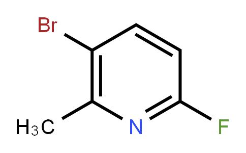 5-Bromo-2-fluoro-6-methylpyridine
