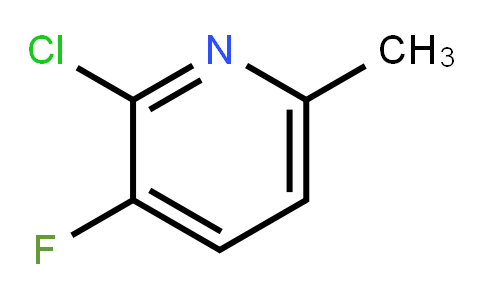 AM10233 | 374633-32-6 | 2-Chloro-3-fluoro-6-methylpyridine