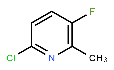 2-Chloro-5-fluoro-6-methylpyridine