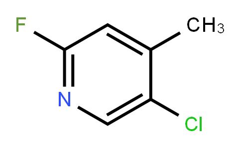 5-Chloro-2-fluoro-4-methylpyridine