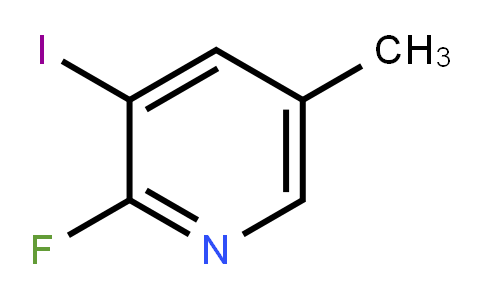 AM10250 | 153034-78-7 | 2-Fluoro-3-iodo-5-methylpyridine