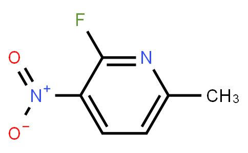 2-Fluoro-6-methyl-3-nitropyridine