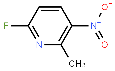 AM10256 | 18605-16-8 | 2-Fluoro-6-methyl-5-nitropyridine