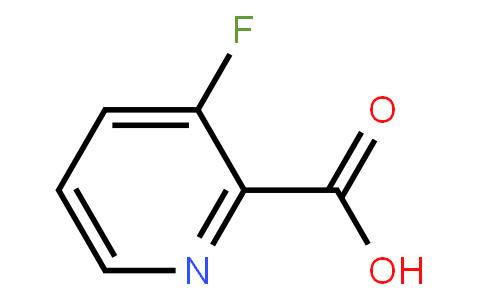 3-Fluoropyridine-2-carboxylic acid