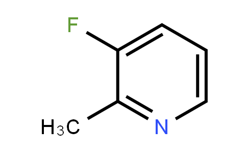 3-Fluoro-2-methylpyridine
