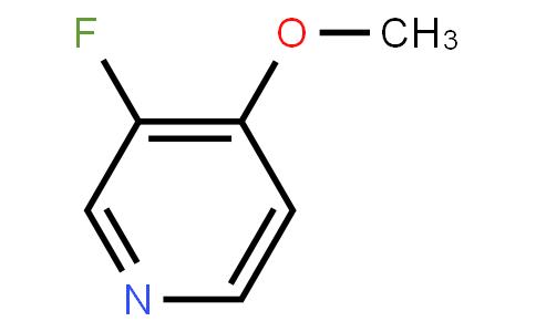 3-Fluoro-4-methoxypyridine