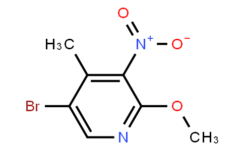 AM10296 | 884495-14-1 | 5-Bromo-2-methoxy-4-methyl-3-nitropyridine